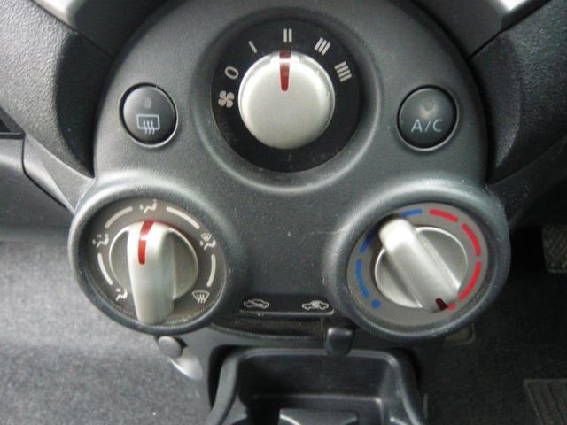 日産 マーチ 12S Vパッケージ 純正CDデッキ 電動格納ミラー アルミ