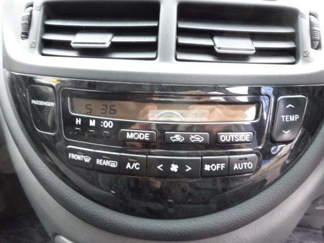 トヨタ エスティマL アエラス プレミアム HDDナビ 両側パワースライドドア