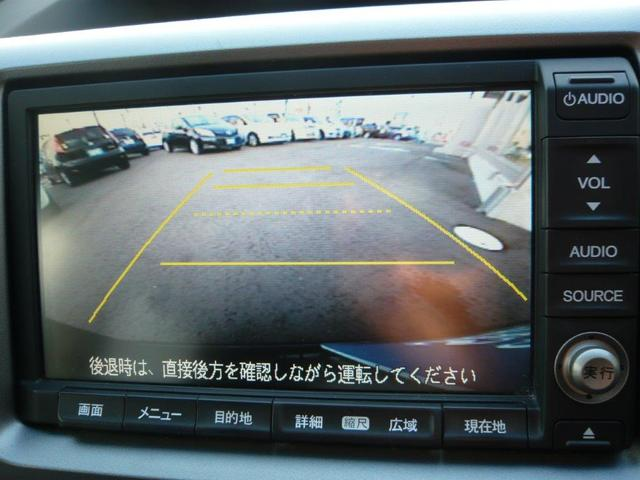 ホンダ ステップワゴンスパーダ Z クールスピリット 後期 HDDナビ Bカメラ 後席モニタ