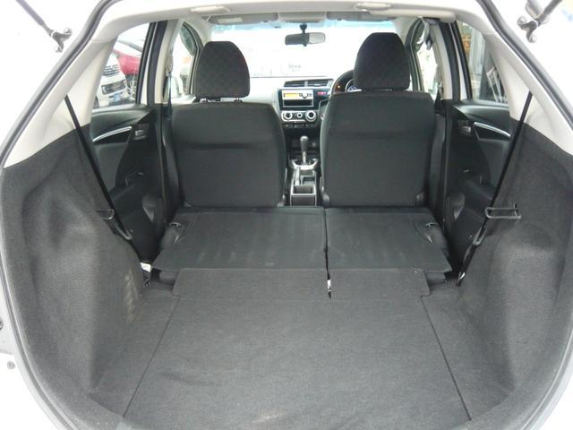 13G・Fパッケージ 4WD スマートキー 横滑り防止機能(17枚目)
