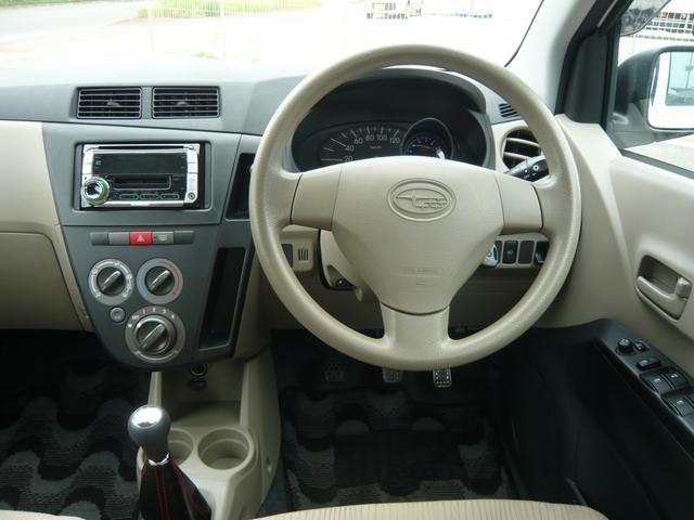 F 4WD MT 社外CD 社外マフラー HID フォグ(9枚目)