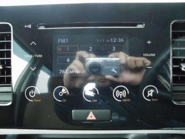 日産 モコ X 4WD バックカメラ シートヒーター スマートキー