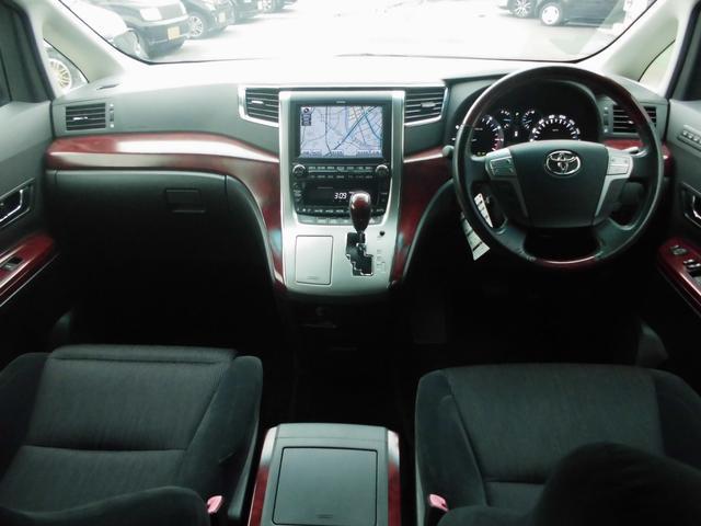 トヨタ ヴェルファイア 3.5Z Gエディション4WD プレミアムS ツインナビ