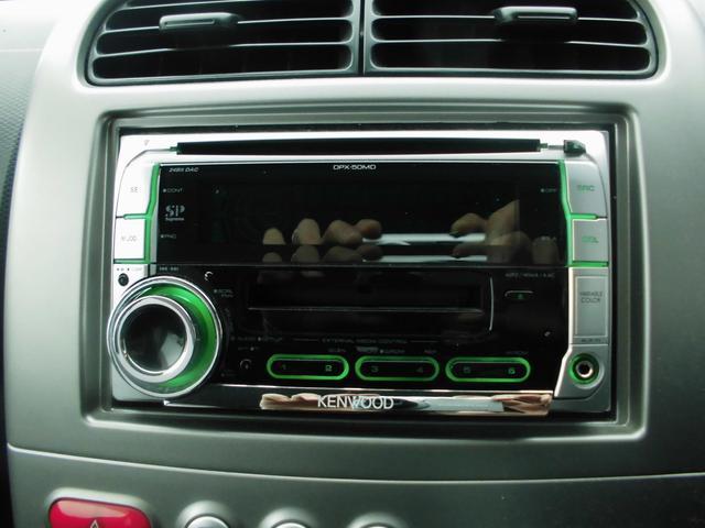 三菱 トッポ M 4WD エンジンスターター キーレス 社外オーディオ