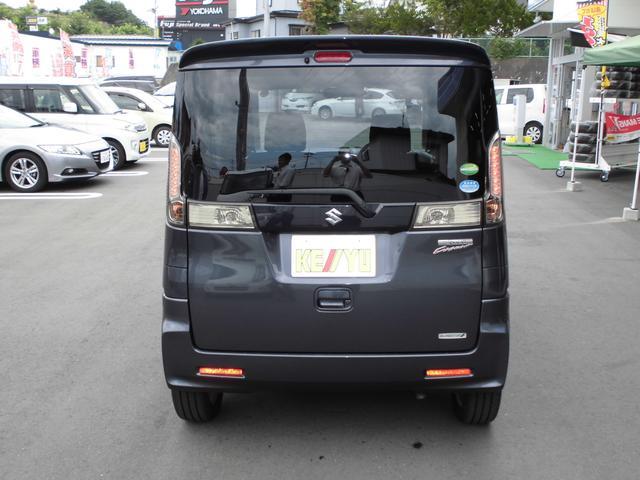 スズキ スペーシアカスタム TS 4WD 地デジSDナビ エンジンスターター ETC