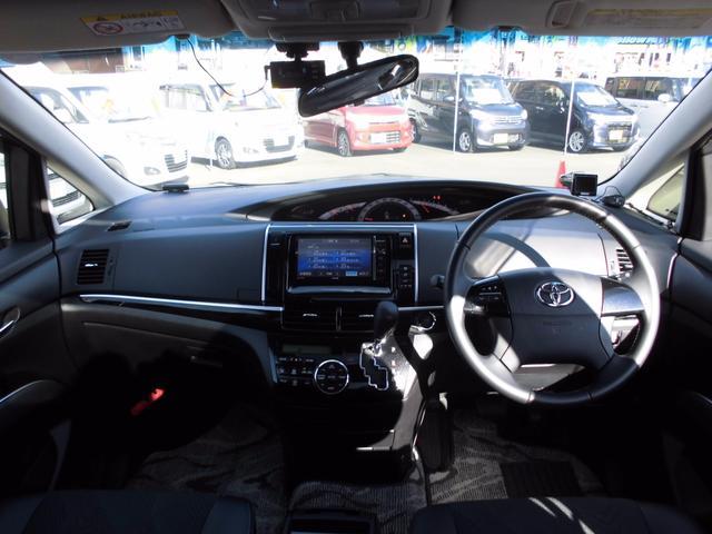 トヨタ エスティマ アエラス プレミアムエディション 4WD ツインサンルーフ
