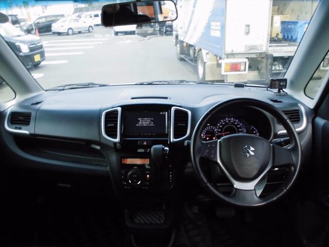 スズキ ソリオ ブラック&ホワイトII 4WD 地デジナビ 両側電動スライド