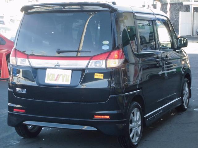 三菱 デリカD:2 X 4WD 地デジSDナビ 左側電動スライド シートヒーター