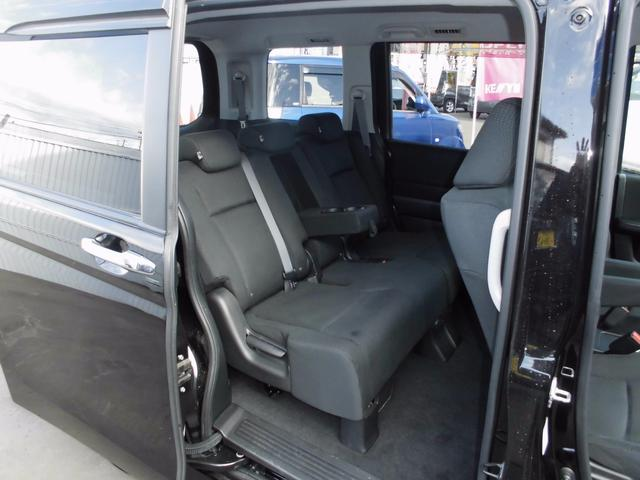 ホンダ ステップワゴンスパーダ Z 4WD HDDナビ 両側スライドドア コーナーセンサー