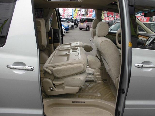 トヨタ アルファードV MZ 4WD ツインサンルーフ 両側電動スライド クルコン
