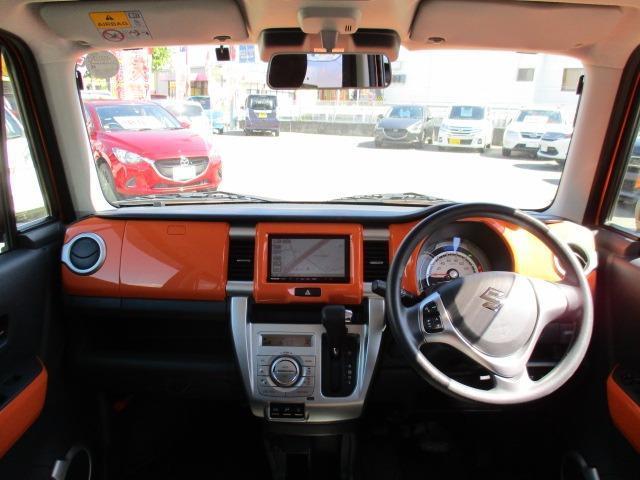 Fリミテッド 4WD SDナビ フルセグ CD DVD ブルートゥース バックカメラ 衝突被害軽減ブレーキ HIDライト オートライト シートヒーター(16枚目)