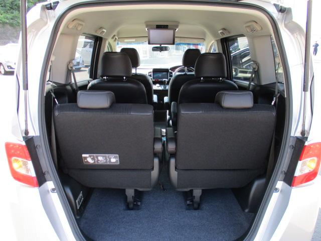 G プレミアムエディション 4WD 禁煙車 寒冷地仕様 両側電動スライドドア プレミアムインターナビ フルセグ バックカメラ フリップダウンモニター ハーフレザーシート クルーズコントロール ETC HIDライト(35枚目)