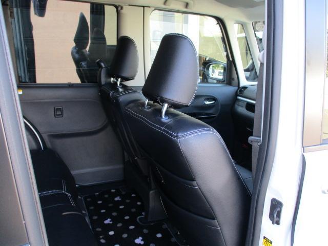 カスタムRS SA 4WD フルセグHDDナビ CD DVD ブルートゥース バックカメラ 衝突軽減システム LEDライト オートライト スマートキー 両側電動スライドドア  14インチアルミ サイドエアバッグ(14枚目)