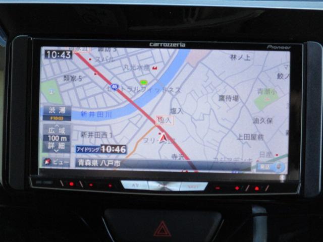 カスタムRS SA 4WD フルセグHDDナビ CD DVD ブルートゥース バックカメラ 衝突軽減システム LEDライト オートライト スマートキー 両側電動スライドドア  14インチアルミ サイドエアバッグ(19枚目)