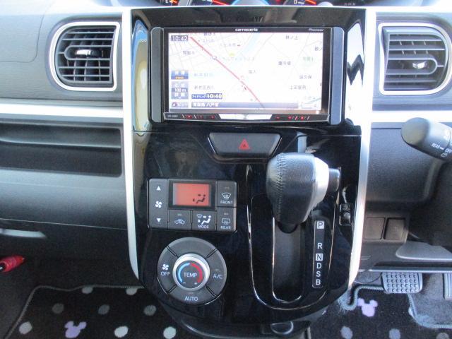 カスタムRS SA 4WD フルセグHDDナビ CD DVD ブルートゥース バックカメラ 衝突軽減システム LEDライト オートライト スマートキー 両側電動スライドドア  14インチアルミ サイドエアバッグ(23枚目)