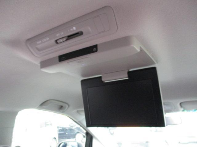 アエラス 4WD 純正フルセグHDDナビ CD DVD SD ブルートゥース 後席モニター バックカメラ ETC HIDライト 両側電動スライドドア スマートキー 純正17インチアルミ コーナーセンサー(23枚目)