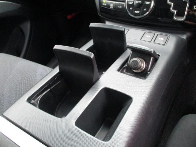 アエラス 4WD 純正フルセグHDDナビ CD DVD SD ブルートゥース 後席モニター バックカメラ ETC HIDライト 両側電動スライドドア スマートキー 純正17インチアルミ コーナーセンサー(27枚目)