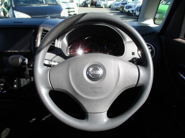 ハイウェイスターターボ アーバンセレクション 4WD フルセグナビ バックカメラ HDD CD DVD HIDライト フォグランプ オートライト 左電動スライドドア シートヒーター スマートキー 純正14インチアルミ(19枚目)