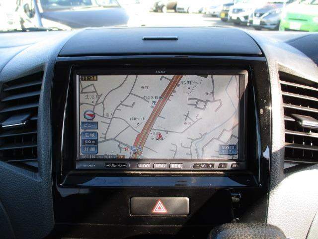 ハイウェイスターターボ アーバンセレクション 4WD フルセグナビ バックカメラ HDD CD DVD HIDライト フォグランプ オートライト 左電動スライドドア シートヒーター スマートキー 純正14インチアルミ(27枚目)