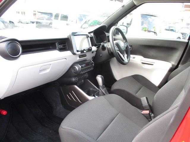 ハイブリッドMZ 4WD! 8インチフルセグナビ バックカメラ CD DVD SD ブルートゥース ETC ドラレコ 衝突軽減装置 レーンアシスト スマートキー LEDライト アイドリングストップ 社外サス・ショック(17枚目)