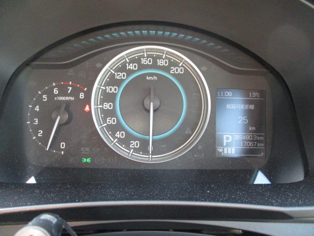 ハイブリッドMZ 4WD! 8インチフルセグナビ バックカメラ CD DVD SD ブルートゥース ETC ドラレコ 衝突軽減装置 レーンアシスト スマートキー LEDライト アイドリングストップ 社外サス・ショック(25枚目)
