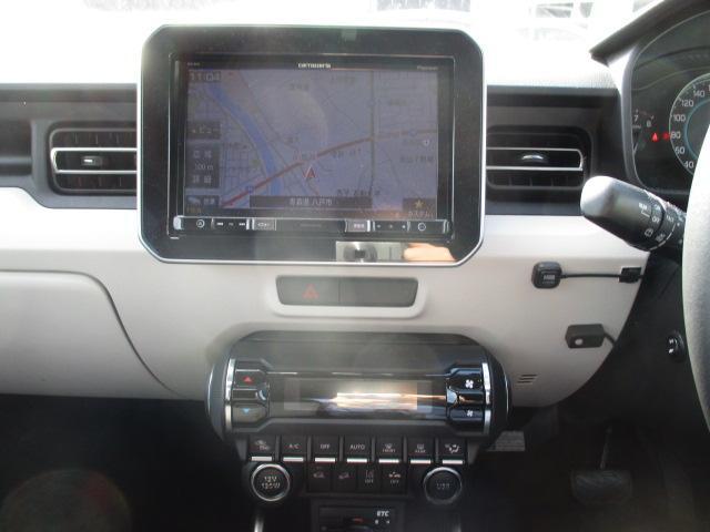 ハイブリッドMZ 4WD! 8インチフルセグナビ バックカメラ CD DVD SD ブルートゥース ETC ドラレコ 衝突軽減装置 レーンアシスト スマートキー LEDライト アイドリングストップ 社外サス・ショック(26枚目)