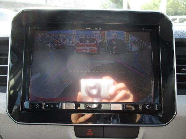 ハイブリッドMZ 4WD! 8インチフルセグナビ バックカメラ CD DVD SD ブルートゥース ETC ドラレコ 衝突軽減装置 レーンアシスト スマートキー LEDライト アイドリングストップ 社外サス・ショック(28枚目)