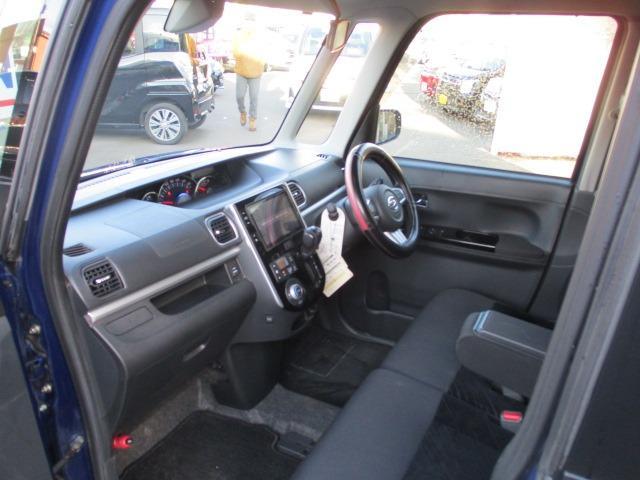 カスタムRS SAII 4WD! 衝突軽減装置システム ターボ車 両側自動スライドドア 純正SDナビ バックカメラ HDMI フルセグ USB接続 CD DVD再生 アイドリングストップ ステアリングリモコン(17枚目)