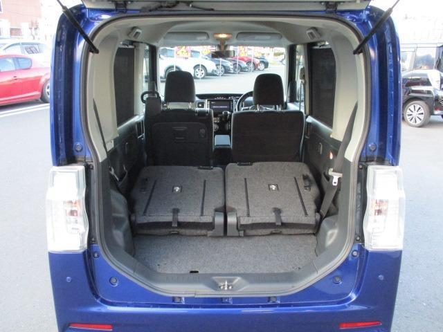 カスタムRS SAII 4WD! 衝突軽減装置システム ターボ車 両側自動スライドドア 純正SDナビ バックカメラ HDMI フルセグ USB接続 CD DVD再生 アイドリングストップ ステアリングリモコン(23枚目)