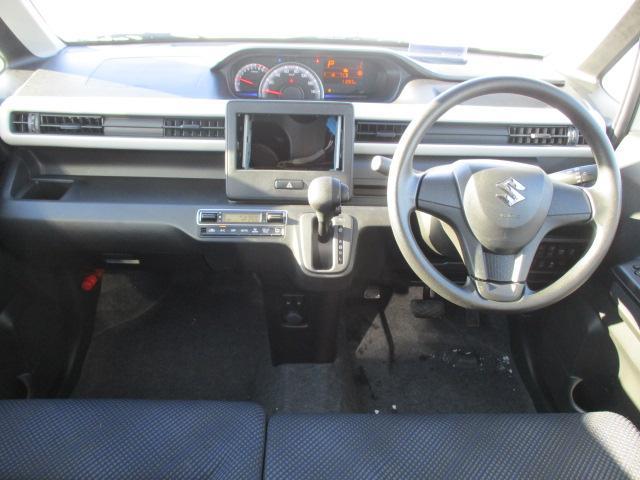 ハイブリッドFX 4WD! オーディオレス 衝突被害軽減装置 レーンアシスト オートマチックハイビーム ヘッドアップディスプレイ スマートキー シートヒーター(3枚目)