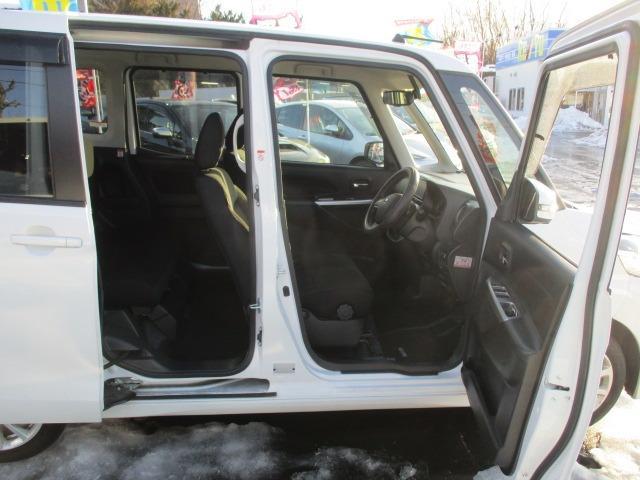 ハイウェイスター X 4WD! 禁煙車 衝突被害軽減装置 社外ナビ ETC アラウンドビューモニター バックカメラ Bluetooth フルセグ CD DVD アイドリングストップ 左電動スライドドア HIDライト フォグ(15枚目)