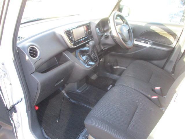 ハイウェイスター X 4WD! 禁煙車 衝突被害軽減装置 社外ナビ ETC アラウンドビューモニター バックカメラ Bluetooth フルセグ CD DVD アイドリングストップ 左電動スライドドア HIDライト フォグ(16枚目)