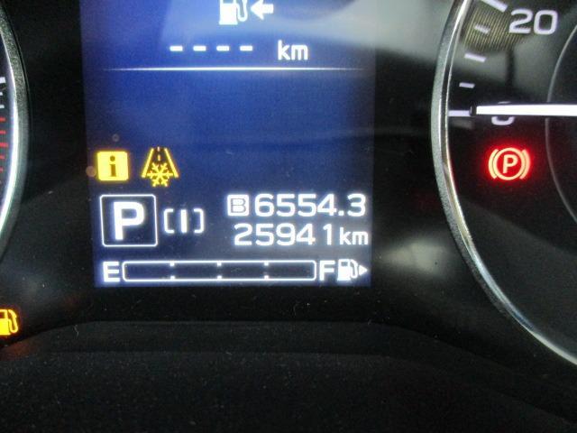 2.0i-Sアイサイト 4WD 衝突被害軽減システム プッシュスタート スマートキー SDナビ CD DVD再生 バックカメラ Bluetooth クルコン ETC LEDライト フォグ アイドリングストップ 純正アルミ(21枚目)