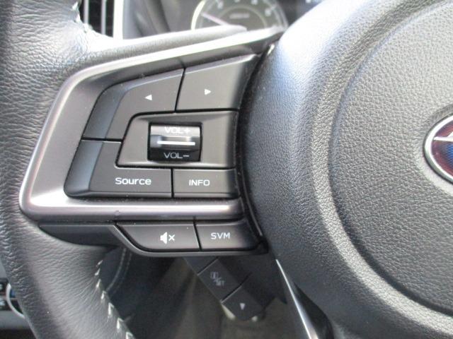 2.0i-Sアイサイト 4WD 衝突被害軽減システム プッシュスタート スマートキー SDナビ CD DVD再生 バックカメラ Bluetooth クルコン ETC LEDライト フォグ アイドリングストップ 純正アルミ(28枚目)