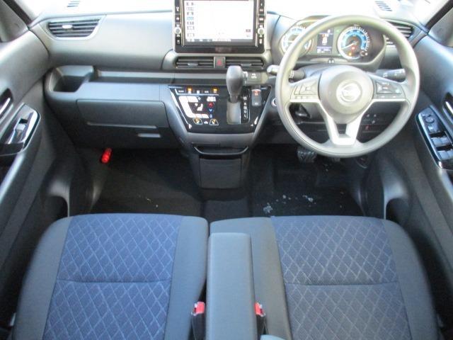 ハイウェイスター X プロパイロットエディション 4WD 衝突被害軽減システム プッシュスタート スマートキー SDナビ CD DVD再生 Bluetooth 両側電動スライドドア クルコン 全周囲モニター シートヒーター ステリモ オートエアコン(11枚目)