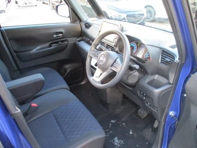 ハイウェイスター X プロパイロットエディション 4WD 衝突被害軽減システム プッシュスタート スマートキー SDナビ CD DVD再生 Bluetooth 両側電動スライドドア クルコン 全周囲モニター シートヒーター ステリモ オートエアコン(12枚目)