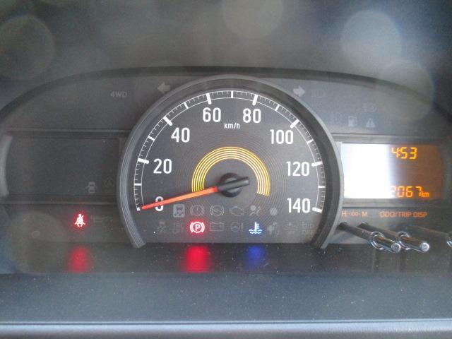 クルーズターボSAIII 4WD 衝突被害軽減システム キーレス アイドリングストップ 電動格納ミラー レーンアシスト オートハイビーム(20枚目)