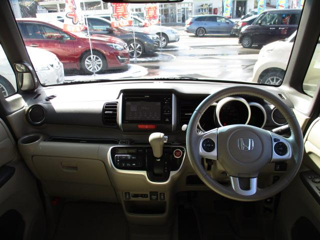 G・ターボLパッケージ 4WD 純正地デジナビ CD バックカメラ ETC シートヒーター 左電動スライドドア スマートキー クルコン パドルシフト ミラーヒーター スマートキー プッシュスタート(3枚目)