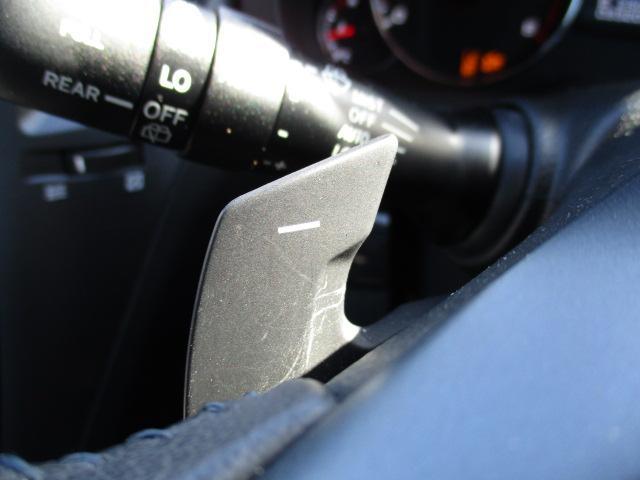 2.5i BスポーツアイサイトGパッケージ 4WD 衝突被害軽減装置 純正HDDナビ フルセグ CD DVD SD Bluetooth バックカメラ HIDライト ハーフレザーシート スマートキー パドルシフト リアフォグ コーナーセンサー(27枚目)