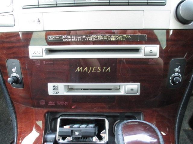 Cタイプ Fパッケージ スーパーチャージャー 340馬力 サンルーフ エアサス 革シート シートヒーター サンシェード バックカメラ ドライブレコーダー ETC シートメモリー CD DVD MD(35枚目)