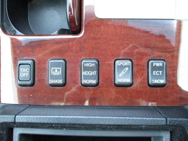 Cタイプ Fパッケージ スーパーチャージャー 340馬力 サンルーフ エアサス 革シート シートヒーター サンシェード バックカメラ ドライブレコーダー ETC シートメモリー CD DVD MD(40枚目)