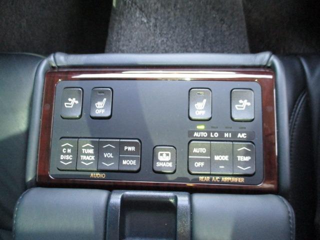 Cタイプ Fパッケージ スーパーチャージャー 340馬力 サンルーフ エアサス 革シート シートヒーター サンシェード バックカメラ ドライブレコーダー ETC シートメモリー CD DVD MD(52枚目)