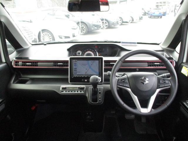 ハイブリッドT 4WD 衝突被害軽減装置 レーンアシスト クルコン 純正ナビ フルセグ CD DVD Bluetooth 全方位カメラ ETC LEDヘッドライト(3枚目)