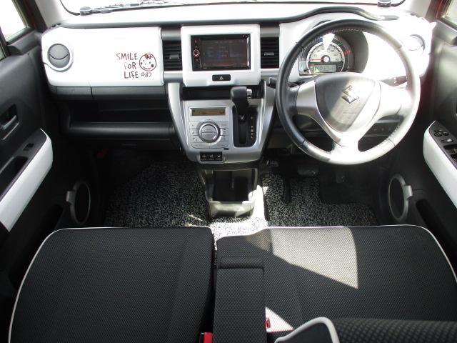 Xターボ 衝突被害軽減装置 社外ナビ ワンセグ CD DVD HIDヘッドライト プッシュスタート スマートキー シートヒーター(3枚目)