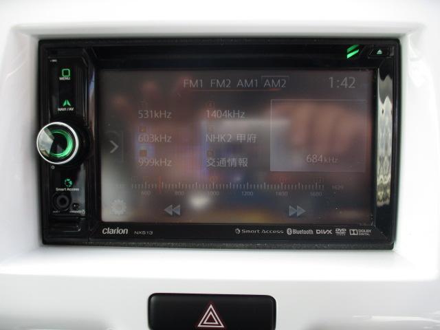 Xターボ 衝突被害軽減装置 社外ナビ ワンセグ CD DVD HIDヘッドライト プッシュスタート スマートキー シートヒーター(24枚目)
