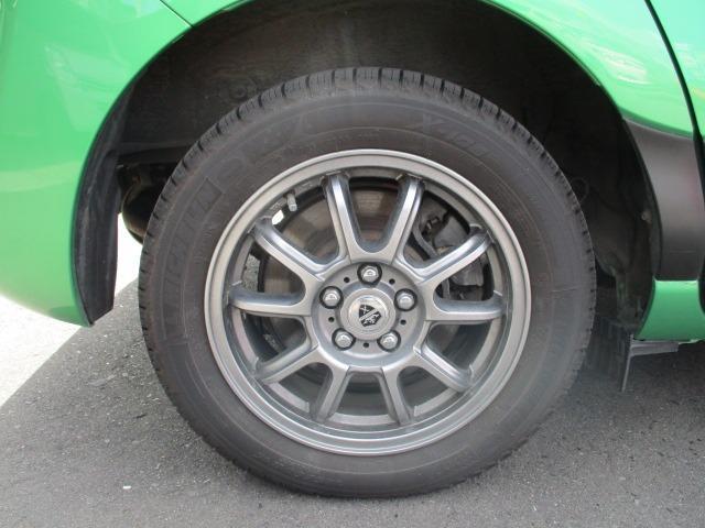 X 4WD! 寒冷地仕様 SDナビ エンジンスターター フルセグ コーナーセンサー 左側自動スライドドア BLUETOOTHオーディオ 16インチアルミホイール CD DVD再生 ミュージックサーバー(36枚目)