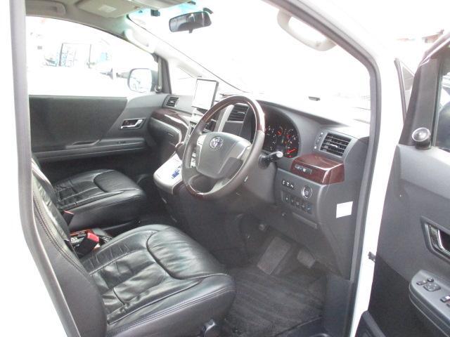 3.5Z 4WD 社外HDDナビ フルセグ バックカメラ CD DVD フリップダウンモニター 両側電動スライドドア クリアランスソナー 寒冷地仕様(12枚目)