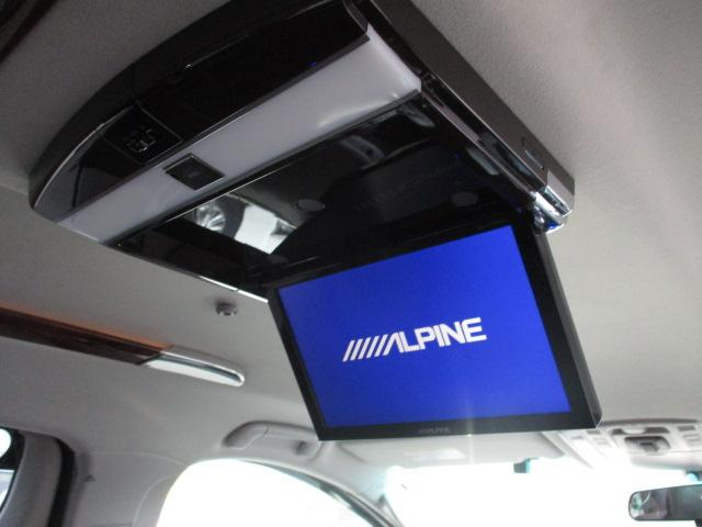 3.5Z 4WD 社外HDDナビ フルセグ バックカメラ CD DVD フリップダウンモニター 両側電動スライドドア クリアランスソナー 寒冷地仕様(20枚目)