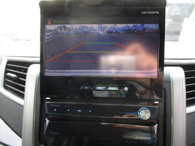 3.5Z 4WD 社外HDDナビ フルセグ バックカメラ CD DVD フリップダウンモニター 両側電動スライドドア クリアランスソナー 寒冷地仕様(24枚目)