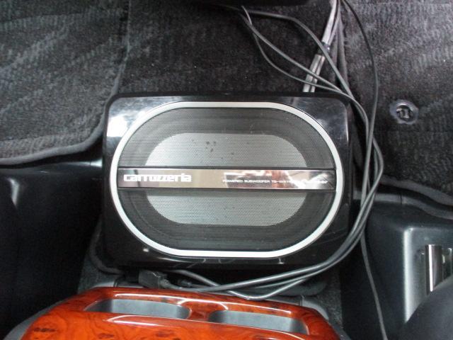 3.5Z 4WD 社外HDDナビ フルセグ バックカメラ CD DVD フリップダウンモニター 両側電動スライドドア クリアランスソナー 寒冷地仕様(34枚目)